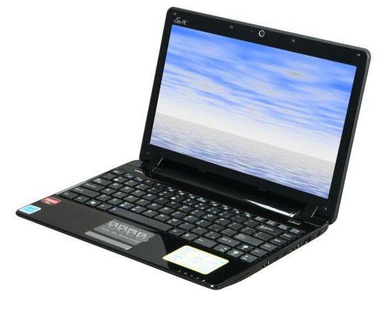 Eee pc 1201t: le retour de l'ordinateur portatif roulant sous linux?