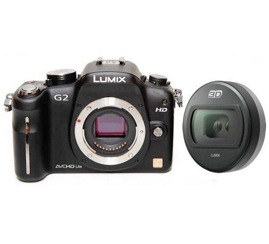 lumix 3d