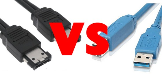 ESATA VS USB3