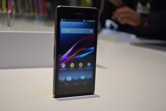sony xperia z1 compact