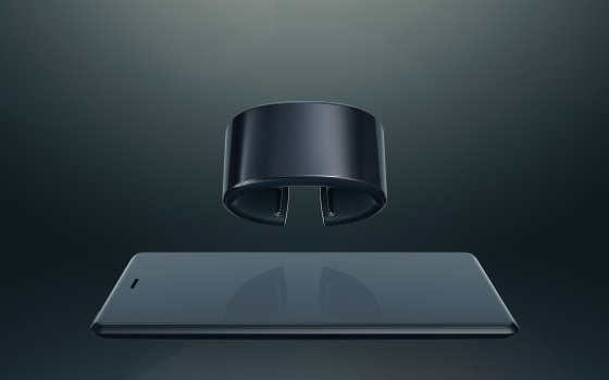 Hub & Pocket screen - Industrial Design