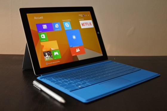 surface 3 560